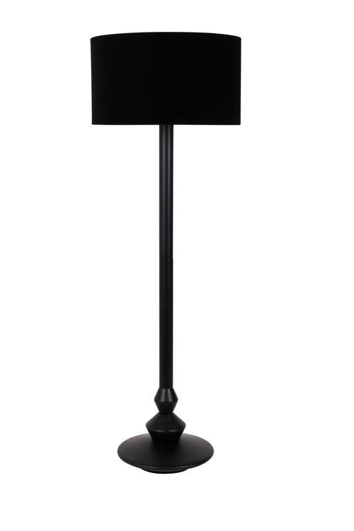Lampa podłogowa ZUIVER Finlay czarna