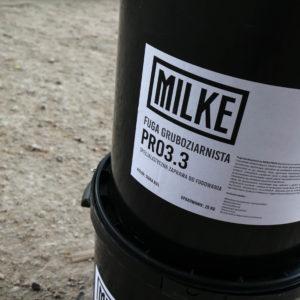 MILKE Fuga Gruboziarnista PRO3.3 – szara