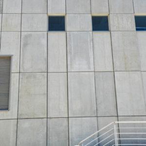 MILKE Beton Architektoniczny – Panel wielkoformatowy 350×120 cm