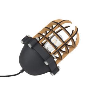 Lampa podłogowa ZUIVER Navigator czarna