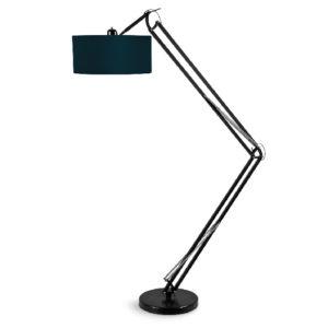 Lampa podłogowa It's About Romi MILANO, czarna