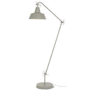 Lampa podłogowa It's About Romi CHICAGO, szara 205cm