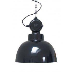 Lampa wisząca HK LIVING Factory czarna, rozmiar M