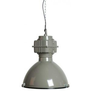 Lampa wisząca ZUIVER Vic industry szara