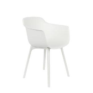 Fotel MAE, marki White Label Living, trzy kolory