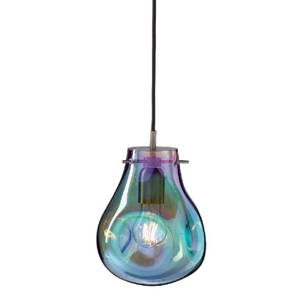 Lampa wisząca Soap Bomma zielona mała