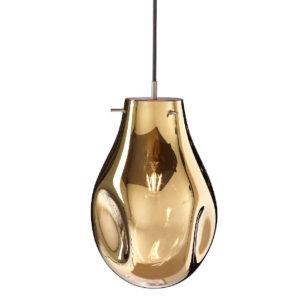 Lampa wisząca Soap Bomma złota