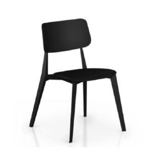 Krzesło Stellar marki TOOU - cztery wersje kolorystyczne