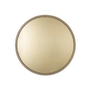 Lustro okrągłe BANDIT marki Zuiver (dwa kolory)