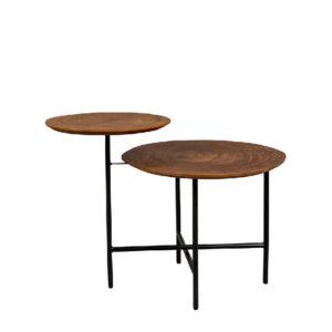 Stolik kawowy MATHISON (podwójny) marki Dutchbone